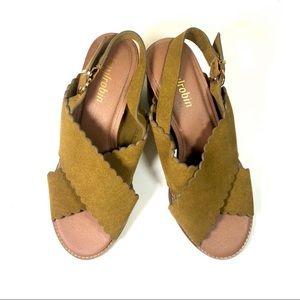 Women Anthropologie NWOT (FarylRobin) Heels— 6